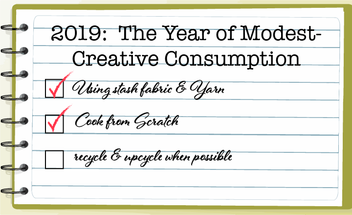 2019: The Year of Modest Creative Consumption
