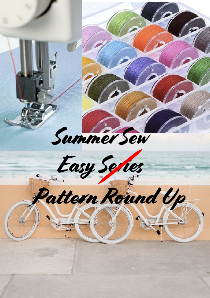 Sew Easy Summer Pattern Round Up